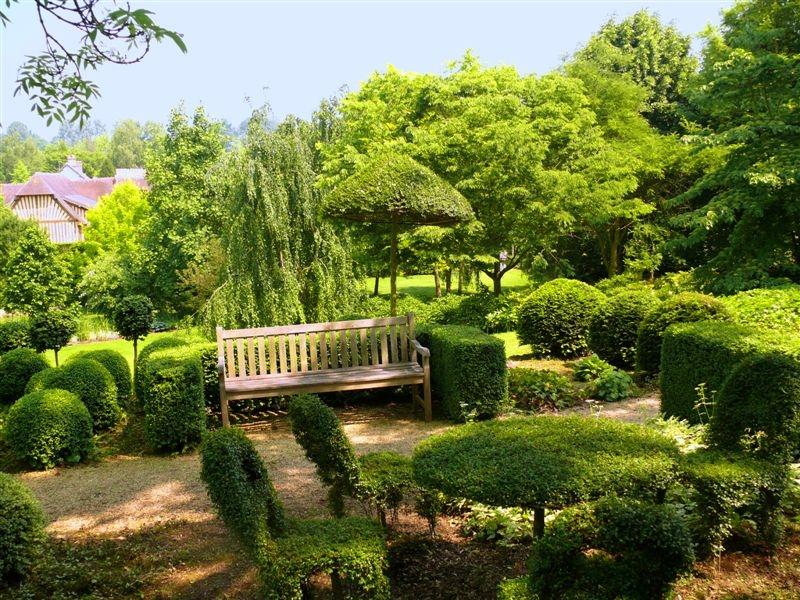 Les jardins du pays d auge for Jardins a visiter